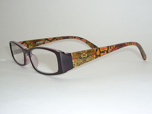 Reading Glasses 2.75 w/Case - Multi Color Readers