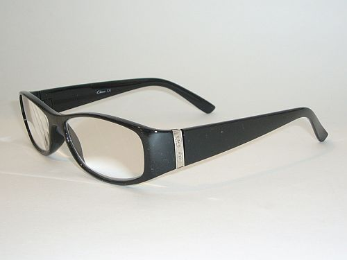 Reading Glasses 3.00 - Black Readers