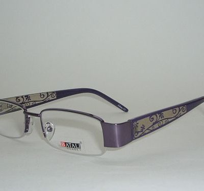 Reading Glasses 2.25 - Floral Purple Readers