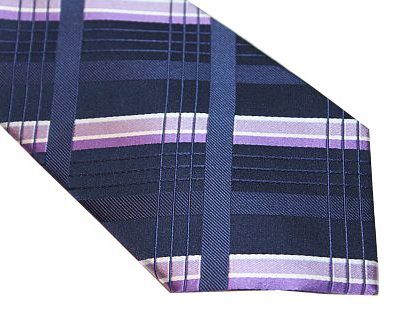 Michael Kors Tie - Blue Purple