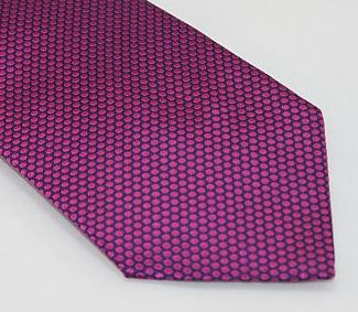 Lanae Joy Tie XL - Polka Dots Violet Blue