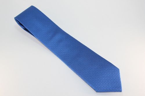 Lanae Joy Extra Long Tie Blue