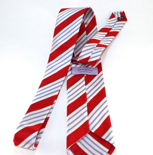 Lanae Joy Tie Red White Blue Presidential Election